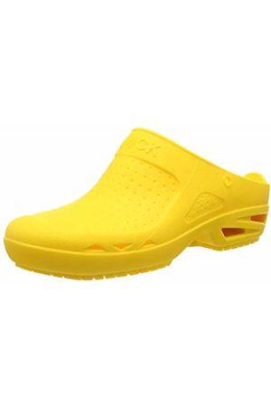 Wock Men Clogs - Bloc Open Professional Footwear - Sterilizable, Antislip, Shock Absorption, Breathable