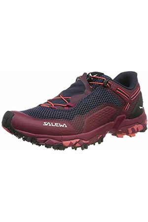 Salewa Women's Ws Ultra Train 2 Trail Running Shoes, ( Plum/Punch 6897)