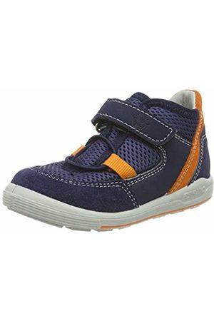 Ricosta Boys' Maxi Low-Top Sneakers (Nautic/See 178) 9 UK