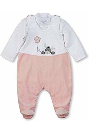 Sterntaler Baby Girls' 5601838 Footies, ( 500)