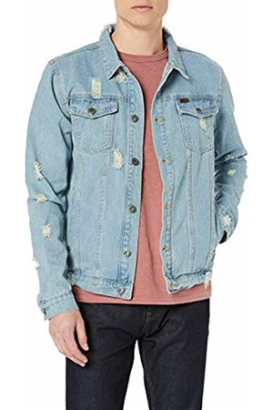 Soul Star Men's AZ02 Denim Jacket
