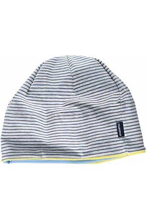 maximo Baby Boys' Beanie, Ringeljersey, GOTS Hat