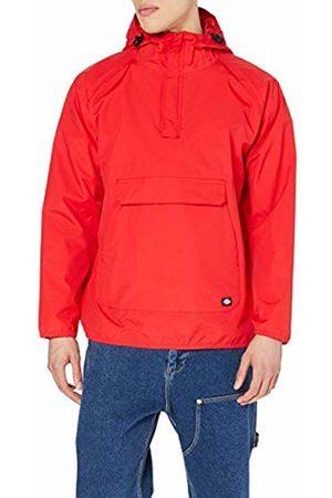Dickies Men's Rexville Jacket, (Fiery Fr)