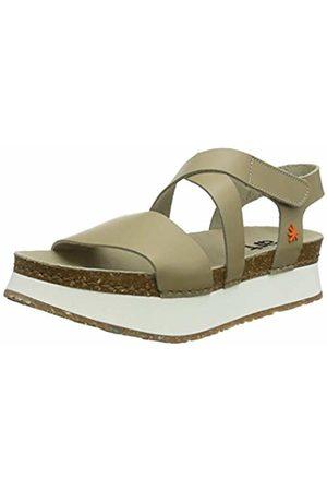 2b0a621eb8ce Art Women s 0587 Becerro Sand Mykonos Open Toe Sandals .