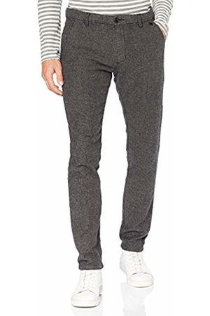 Selected Homme Men's Slhslim-Arval Houndstooth Pants W Noos Trouser