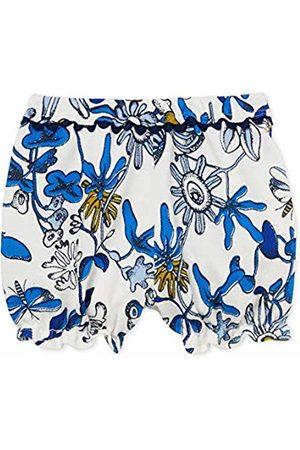 Petit Bateau Baby Girls' Culotte Bloomer_4754501 Shorts Mehrfarbig (Marshmallow/Multico 01) 12-18 Months