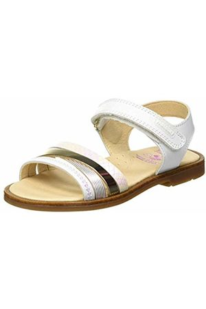 Pablosky Baby Girls Sandals (Blanco 052800) 9 UK