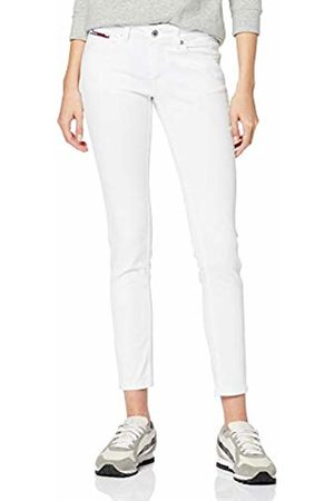 Tommy Hilfiger Women's Low Rise Skinny Sophie 7/8 SNWH Jeans