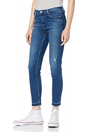 Tommy Hilfiger Women's MID Rise Skinny Nora 7/8 MRTHG Jeans, Blau (Mirthe Dk St D 911)