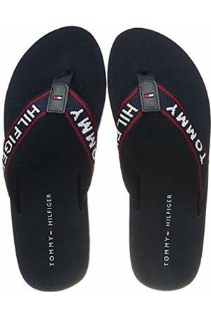Tommy Hilfiger Women's Sporty Flat Beach Sandal Flip Flops