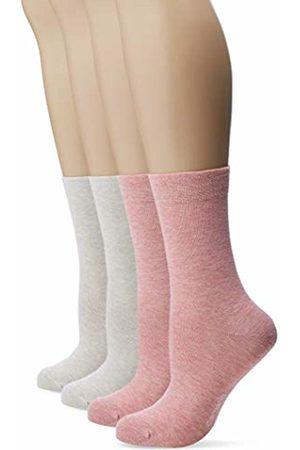 Camano Women's 1102000000 Calf Socks 6/8/2019 (size: 39/42) Pack of 4