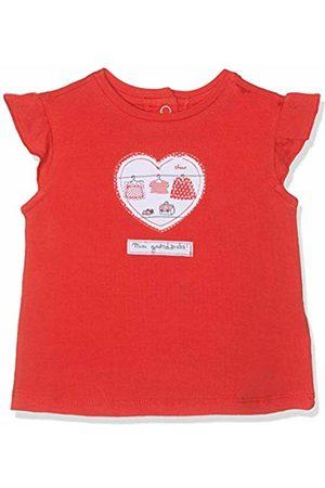 chicco Baby Girls' T-Shirt Manica Corta Kniited Tank Top (Rosso Chiaro 071) 30 (Size: 062)
