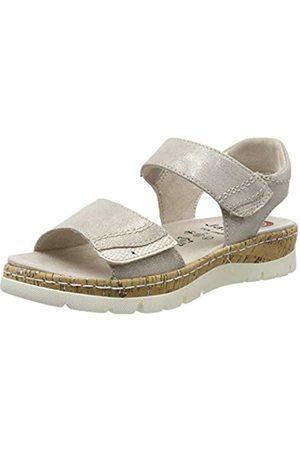 Jana Women Sandals - Women's 8-8-28401-22 Ankle Strap Sandals
