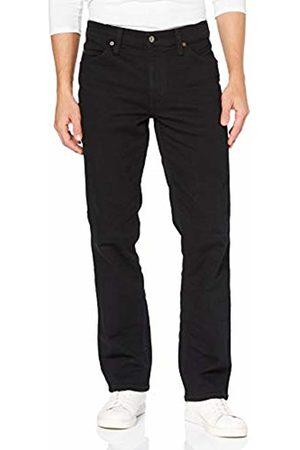 Mustang Men's Tramper Straight Slim Jeans, (Super Dark)