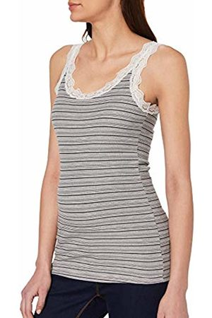 Mama Licious Women's Mlpernille S/l Jersey Strap Top Maternity Vest