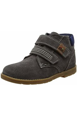 Kickers Boys' Orin Twin Ankle Boots (Dark )
