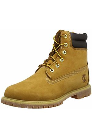 Timberland Women's Waterville 6 in Double Collar Waterproof (Wide Fit) Ankle Boots