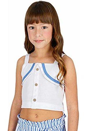 Charanga Girls Vests & Camis - Girl's Croptop Vest