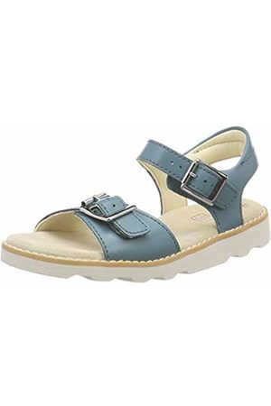 Girls' Crown Bloom K Sling Back Sandals