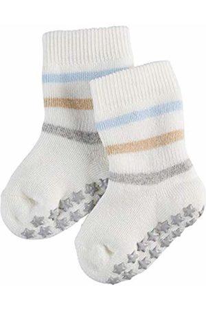 Falke Baby Multi Stripe Calf Socks (Offwhite 2040) 15 (size: 62-68)