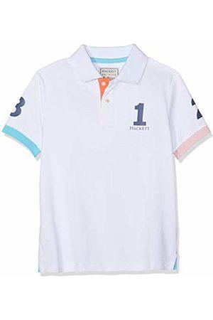 Hackett Hackett Boy's Numb Polo Ss Shirt, ( 800)