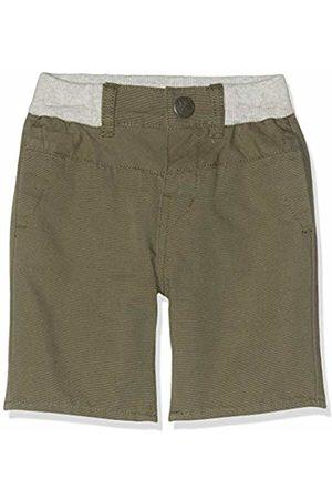 Kiss IKKS Baby Boys' Bermuda Coton KAKI Shorts, Vert 56