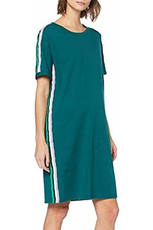 Supermom Women's's Dress Ss Long Tee (Deep Teal P177) 16 (Size: X-Large)