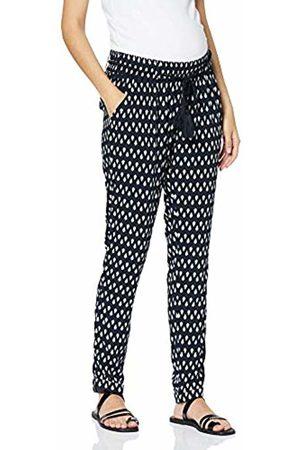 Noppies Women's Pants UTB Regular Pollie AOP Maternity Trousers, Mehrfarbig ( P108)