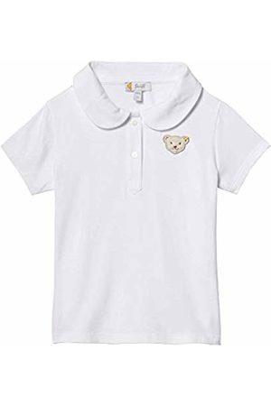 Steiff Girl's Poloshirt Polo Shirt, (Bright 1000)