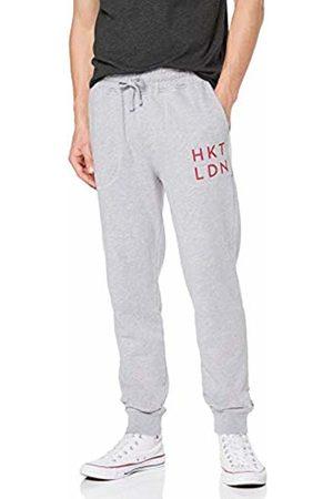 Hackett Hackett Men's Hkt Jogger Sports Trousers, ( Marl 933)