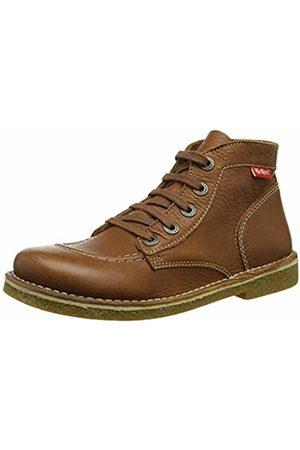 Kickers Women's's Legendiknew Ankle Boots (Camel Sem Miel Perm 114) 4 UK