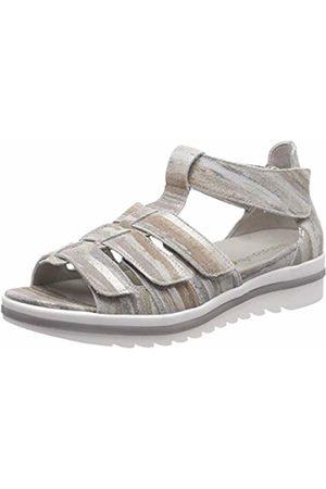 Waldläufer Women's's Hakura Gladiator Sandals
