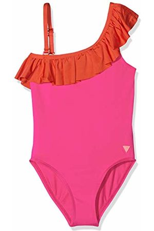 Scotch&Soda R´Belle Girl's Ruffle One Shoulder Swimsuit in Various Prints and Colours Bikini