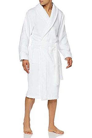 Calvin Klein Men's Robe Dressing Gown, ( 100)