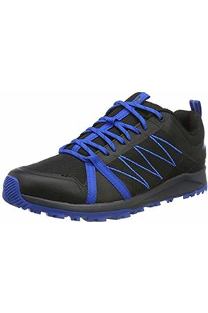 The North Face Men's M Litewave Fastpack II Low Rise Hiking Boots, (TNF /Bomber Y9z)