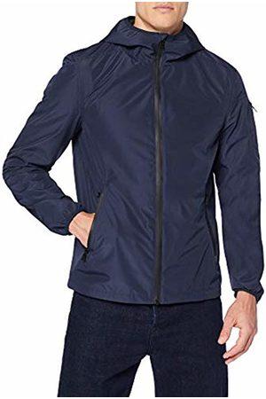 GAS Jeans Men's Racker S/s Coat, (Ensign 3761)