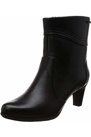 Rockport Women's Total Motion Melora Wave Bootie Ankle Boots, ( Leather)
