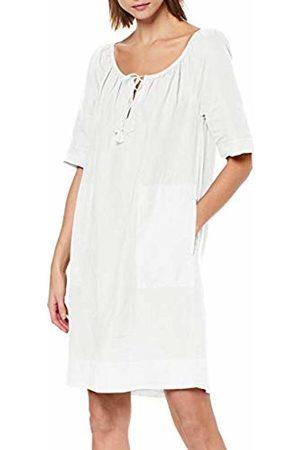 Bensimon Women's Robe Diane Dress Off- (Écru 0103) 12 (Size: 40)