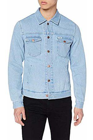 Wrangler Men's Regular Jacket Denim