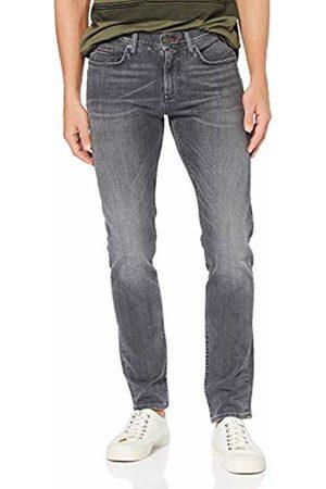 Tommy Hilfiger Men's Extra Slim Layton PSTR Heat Jeans, Blau 911