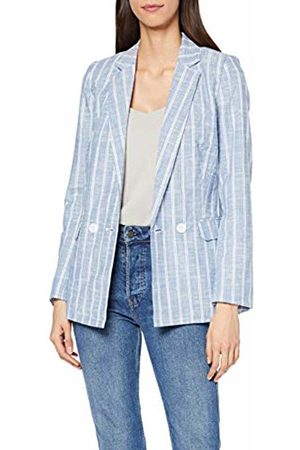 Springfield Women's 8.g.m.Blazer Lino Rayas Jacket