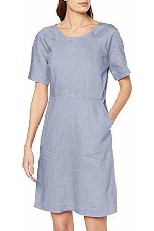 Noa Noa Women's Basic Linen Dress 8 (Size: 34)