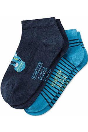 Schiesser Boy's 2pack Kids Socken Jungs Socks