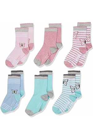 Camano Boy's 1106010000 Calf Socks, (Pool 6100)
