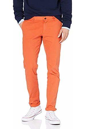 Hackett Hackett Men's GMT Dye Texture Chino Trouser
