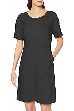 Noa Noa Women's Basic Linen Dress, ( 0)