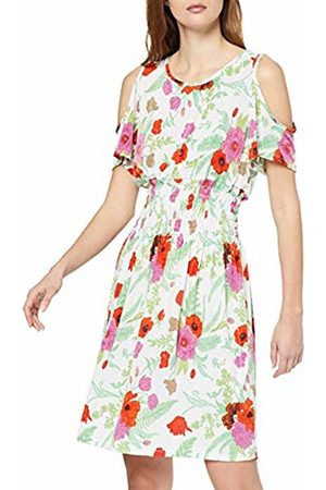 Inside Women's's 7sves73 Dress (Blanco 90) Small