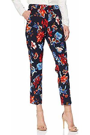 Betty Barclay Women Trousers - Women's 5411/1141 Trouser (Dark / 8844) W34/L28 (Size: 44)