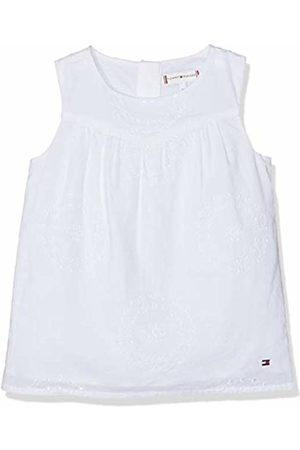 Tommy Hilfiger Baby Girls' Charming Shiffley Top S/s Vest, (Bright 123)