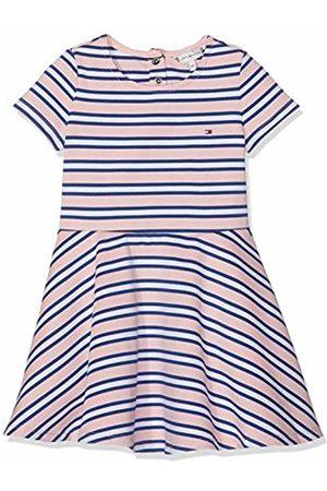 Tommy Hilfiger Girl's Essential Stripe Skater Dress